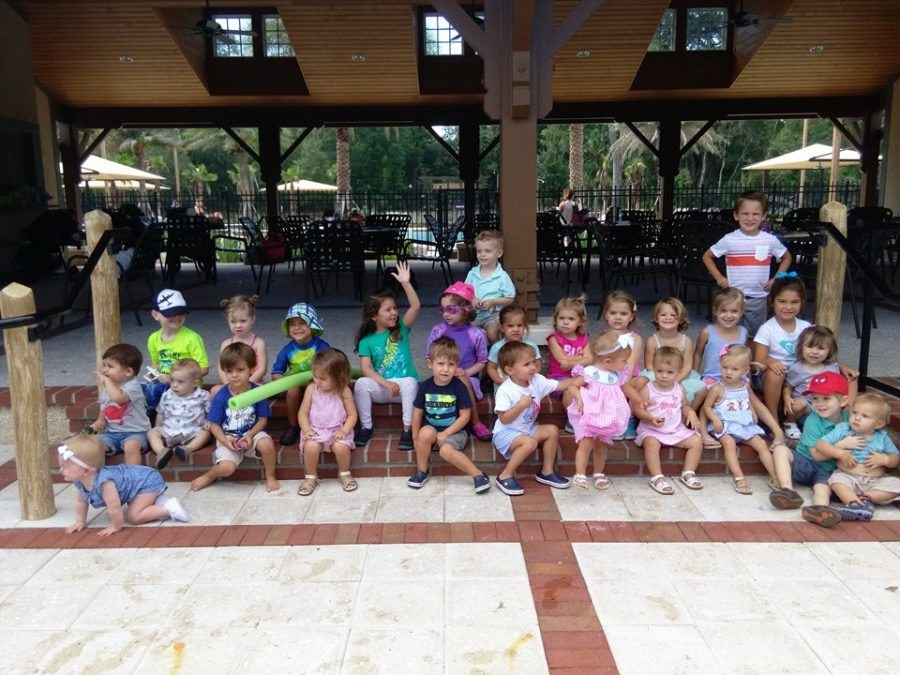 kids at Nocatee event