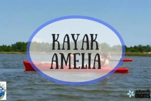 Kayak Amelia Jacksonville's Kid Free November