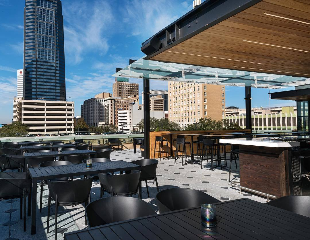 Rooftop Bars Jacksonville