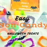 Spooky and Not-So-Spooky Non-Candy Halloween Treats