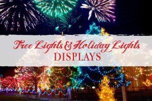 Tree Lightings & Holiday Light Displays