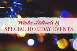 Winter Festivals and Holiday Events