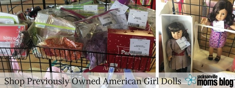 Shop Previously Owned American Girl Dolls Jacksonville Moms Blog