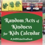2nd Annual Random Acts of Kindness for Kids Calendar