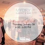 JMB Moms' Night Out at MyDry Blowout Bar