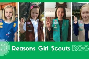 10ReasonsGirlScoutsRockJacksonvilleMomsBlog