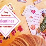 DIY: Easy Homemade Valentines to Remember
