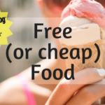 The Ultimate Guide to Free Summer Fun: Free (or cheap) Food