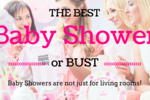 Ideas for baby shower locations in Jacksonville