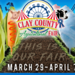 Top 4 Reasons to Attend the Clay County Agricultural Fair!