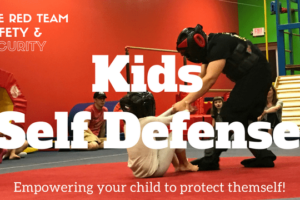 Kids Self-Defense: Empowering Your Child to Protect Themselves