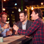 Secure Your Own Mask First: Why Dads Need a Night Out, Too