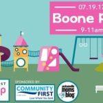 JMB Summer Park Hop: Boone Park