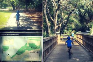 Day Trip from Jax: Biking on the Amelia Island Trail