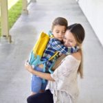 A Word from the Emotional First-Time School Mom