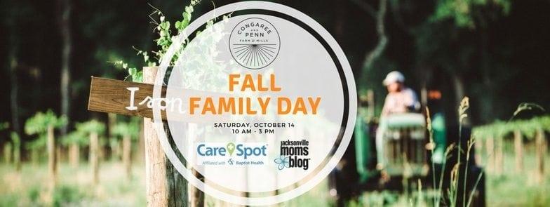 fall family day
