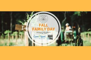 JMB Fall Family Day at Congaree and Penn