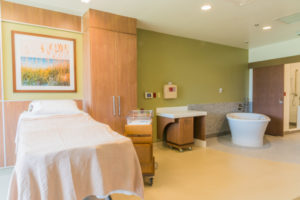 Labor in Luxury at the UF Health North Labor and Delivery Unit