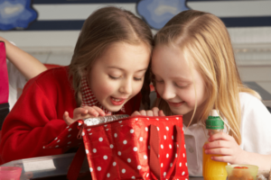Packing School Lunch: Three Truths and a Lie