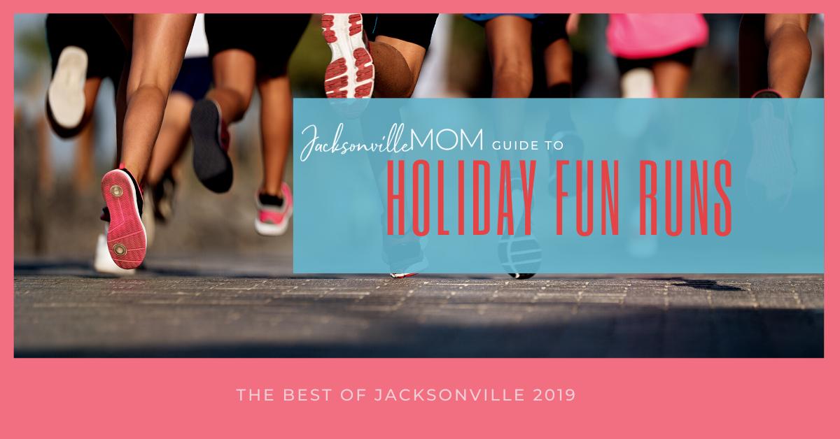 Holiday Fun Runs in Jacksonville