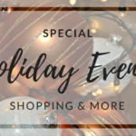 Holiday Shopping Events In & Around Jacksonville