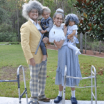 Make This Halloween Memorable with Themed Family Costumes