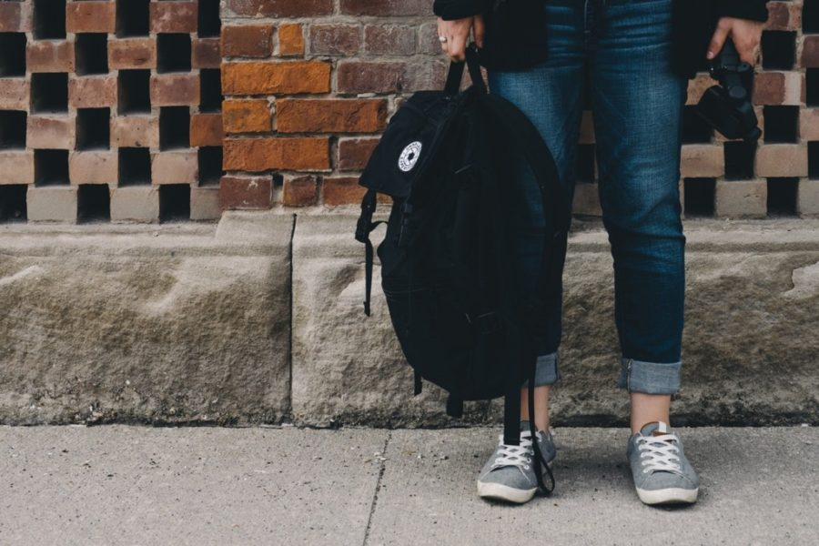 micah's backpack