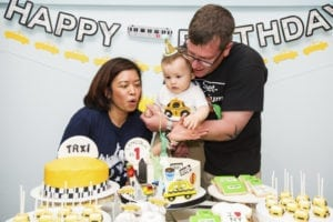 5 Tips for Planning Baby's First Birthday