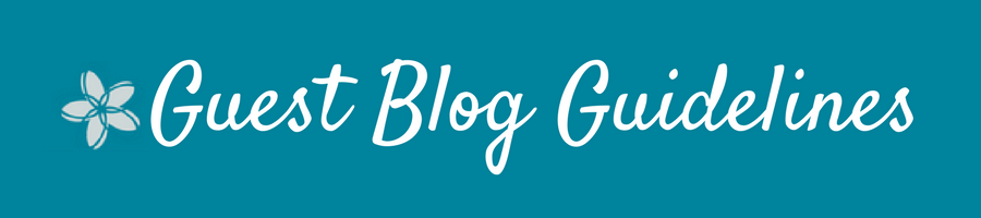 Guest Blog Guidelines