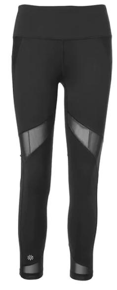 Skulptek Mesh Legging, $108, Athleta