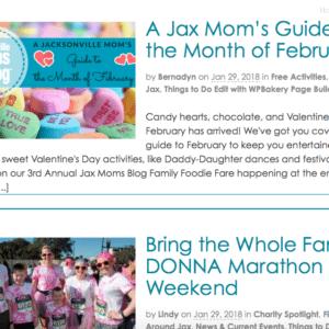 Jax Moms Blog Advertising