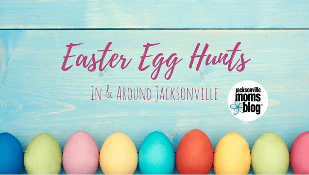 Easter Egg Hunts in Jacksonville