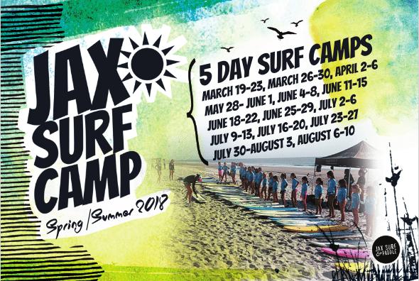 Jacksonville Summer Camps