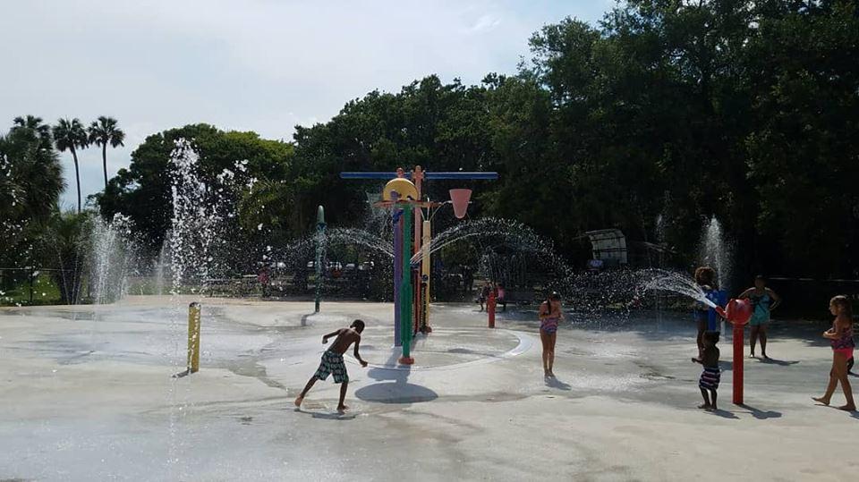 Hanna Park Splash Pad