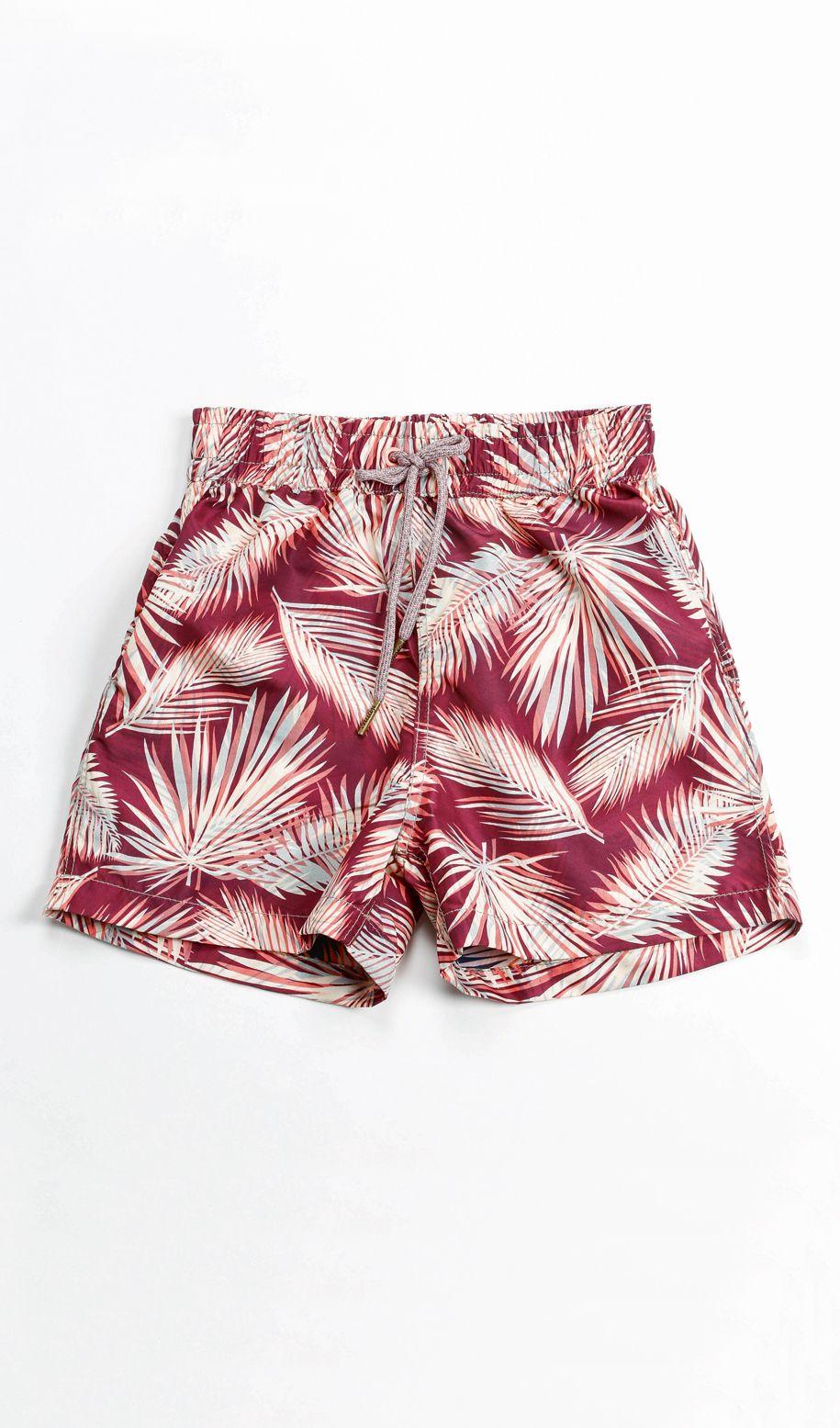 3408c7f389 Boys' Maaji Bommie Swim Trunks, $44, Kayokoko Swimwear
