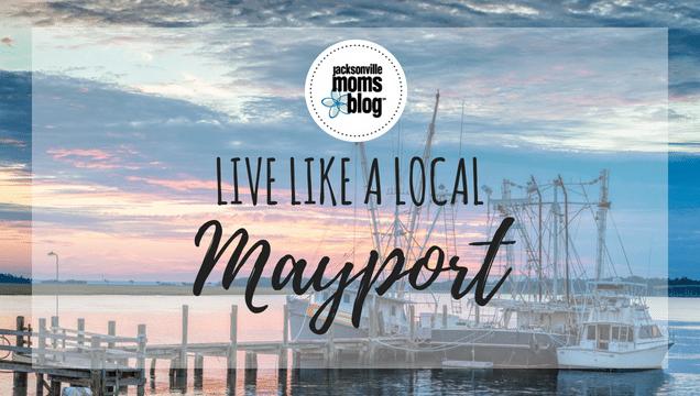 Live Like a Local Mayport