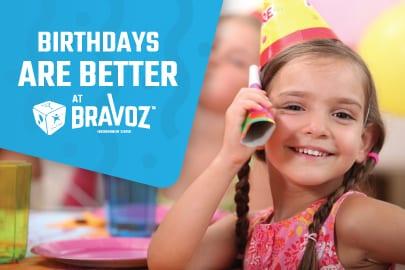 Jacksonville Birthday Party Venues