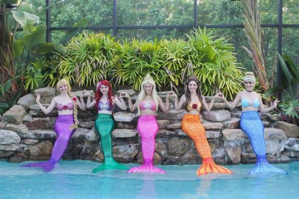 Birthday Parties in Jacksonville - Girly Girl Partea's