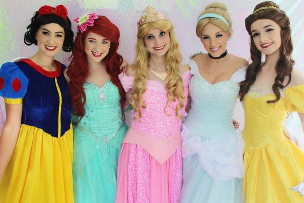 Girly Girl Parteas Specializes In Themed Birthday Party Planning North Florida As Jacksonville Princess Planners We Offer Fully Customized