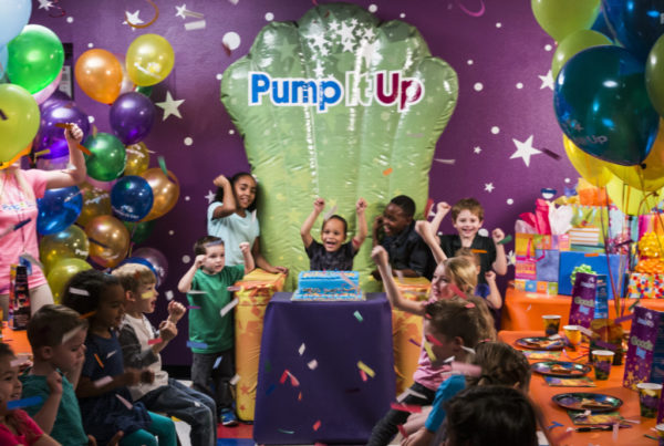 Pump It Up Is THE Place To Celebrate Your Childs Special Birthday The Dedicated Staff Ensures A Safe Easy And Fully Customizable Experience Parties Are