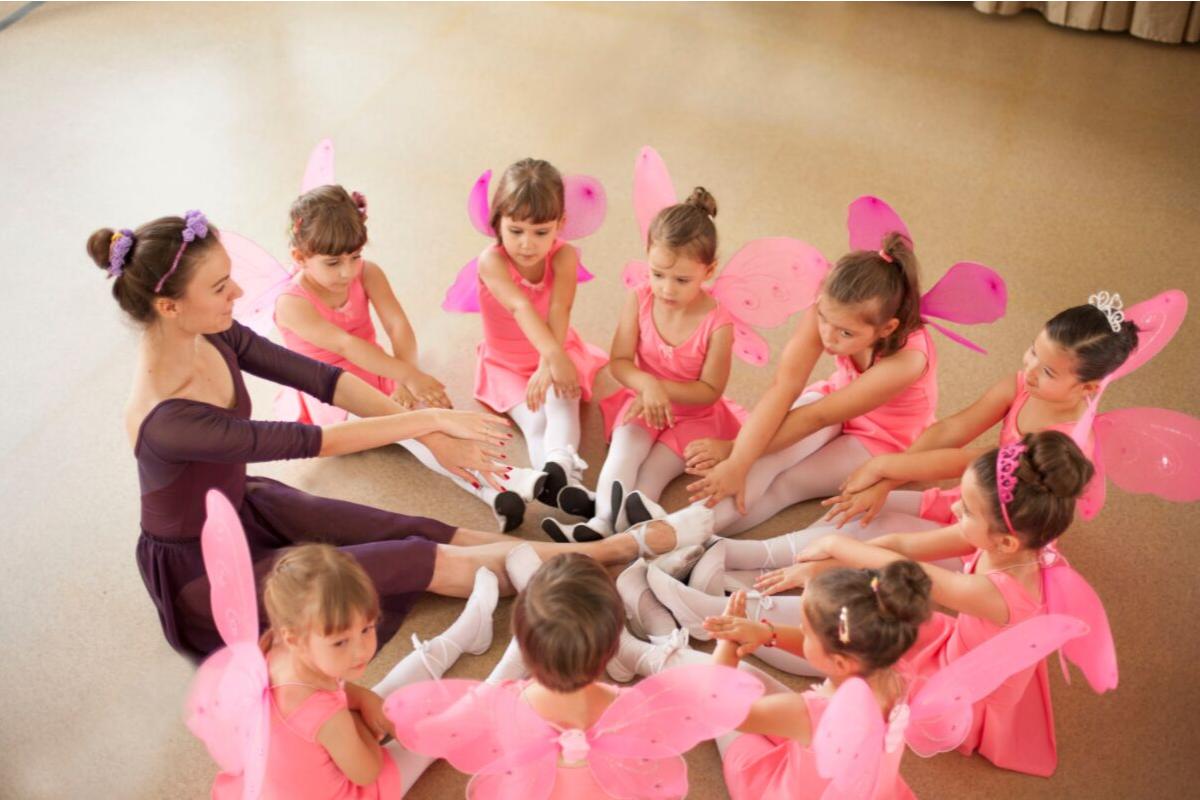 Toddler Dance Classes in Jacksonville