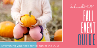 Halloween and Fall Events in Jacksonville