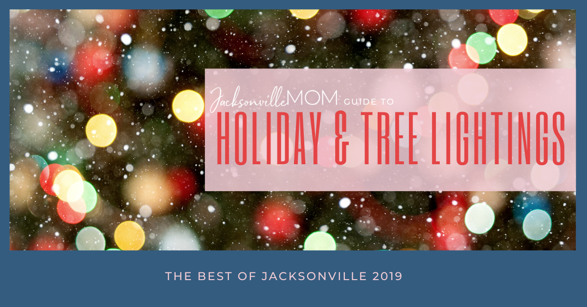Holiday Lights & Tree Lightings in Jacksonville