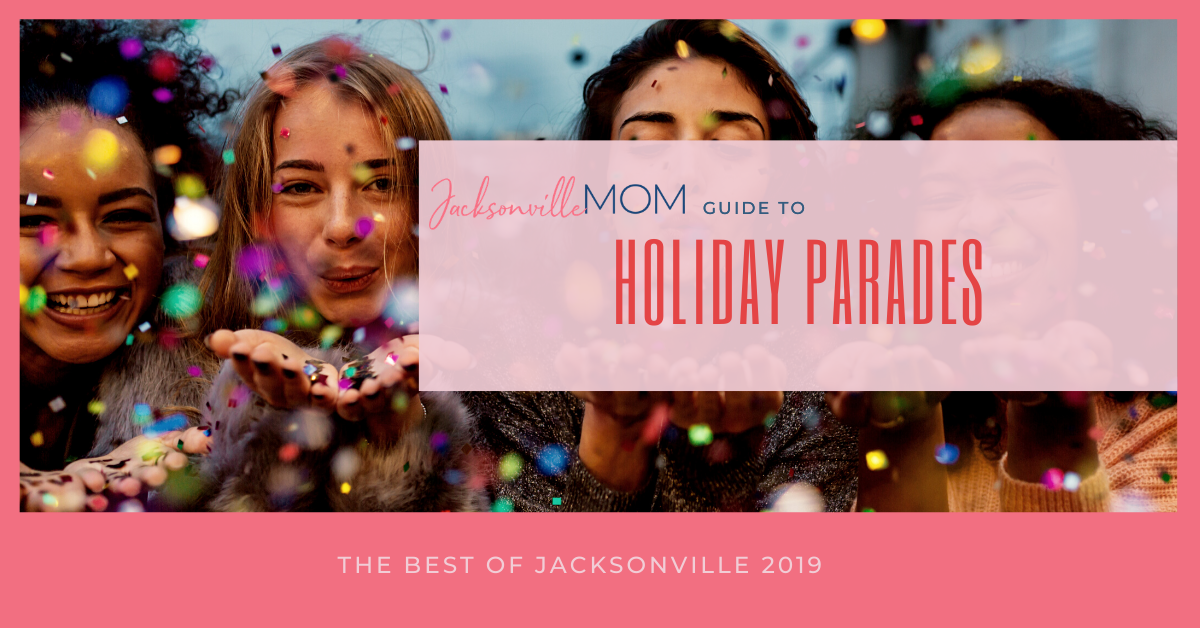 Holiday Parades In & Around Jacksonville
