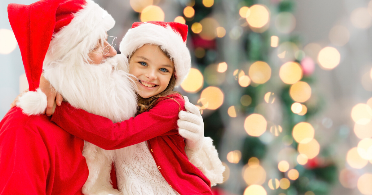 Where to See Santa In & Around Jacksonville