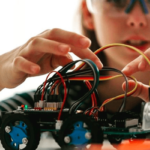Create, Explore, & Tinker with Bolts & Bytes Maker Academy