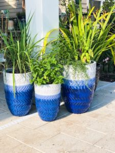 Container Gardening with Earth Works