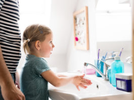 Tips on Hand Washing Orange Park Medical Center