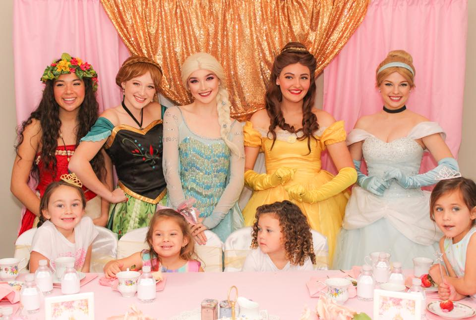 Girly Girl Partea's Birthday Party Jacksonville