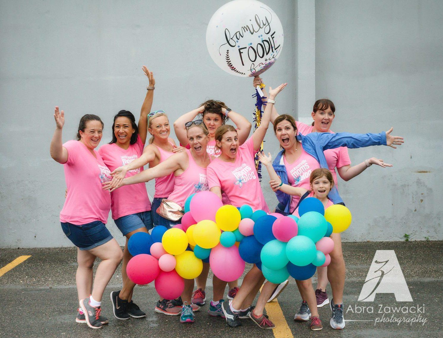Birthday Parties in Jacksonville -Zig Zag Balloon